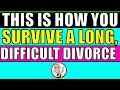 Stuck in Divorce Limbo with a Narcissist