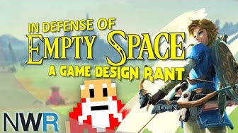 In Defense of Empty Space: A Game Design Rant