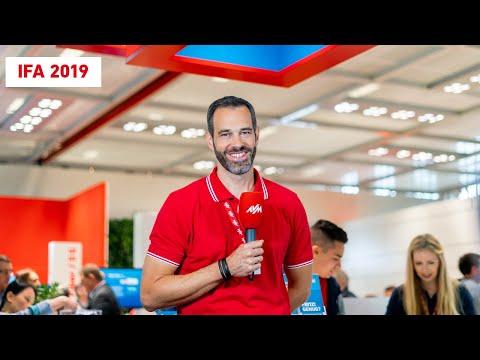 Las novedades más destacadas del stand de AVM en IFA 2019