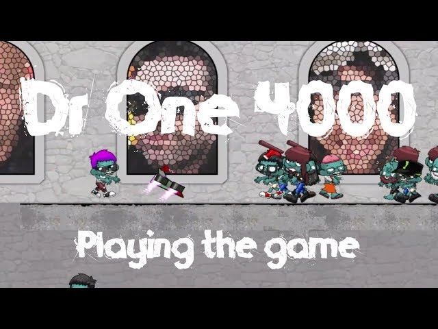 Dr One 4000 - playing the game