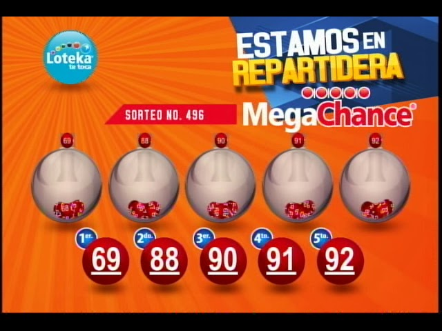 Loteka Lotería Electrónica Sorteo 7:00 PM 10-12-2019