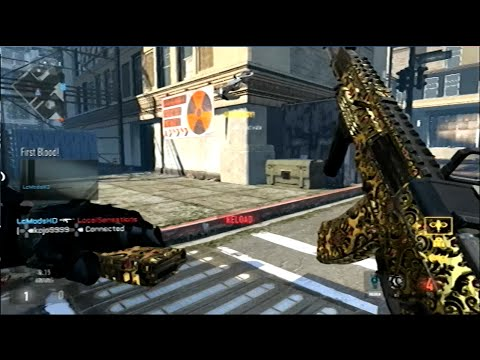 how to get camos in advanced warfare offline