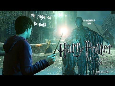 Harry Potter Y Las Reliquias De La Muerte (Loquendo) - Confringazo En La Nuca