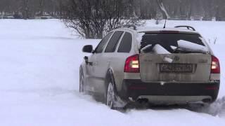 Skoda Octavia Scout & Snow 3