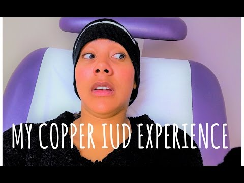 Watch me get copper IUD inserted| STEPHANIE RAW