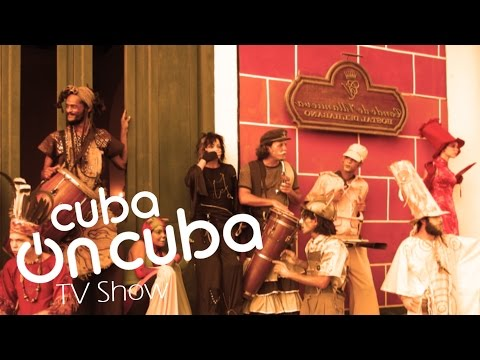 Cuba OnCuba TV Show: arte callejero & Liliet Rivera
