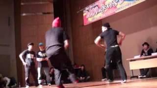 mongsabu(vs)onewaycrew-quarter final(yongmasan battle).wmv