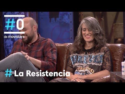 LA RESISTENCIA - Entrevista a Los Punsetes | #LaResistencia 18.09.2018