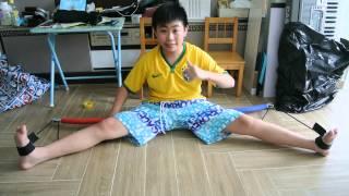 測試拉筋機拉筋挑戰