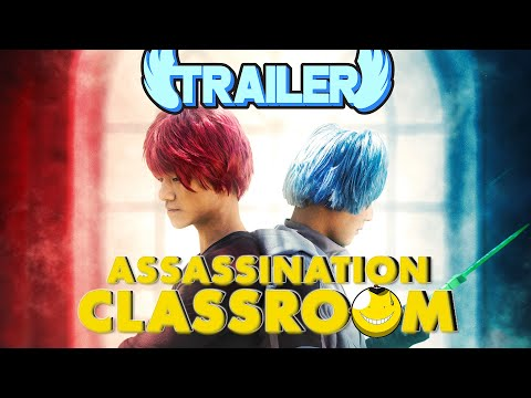 Assassination Classroom: Nagisa Vs. Karma Fight Trailer | RE:Anime