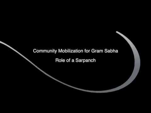 Functions and responsibilities of Gram Sabha — Vikaspedia