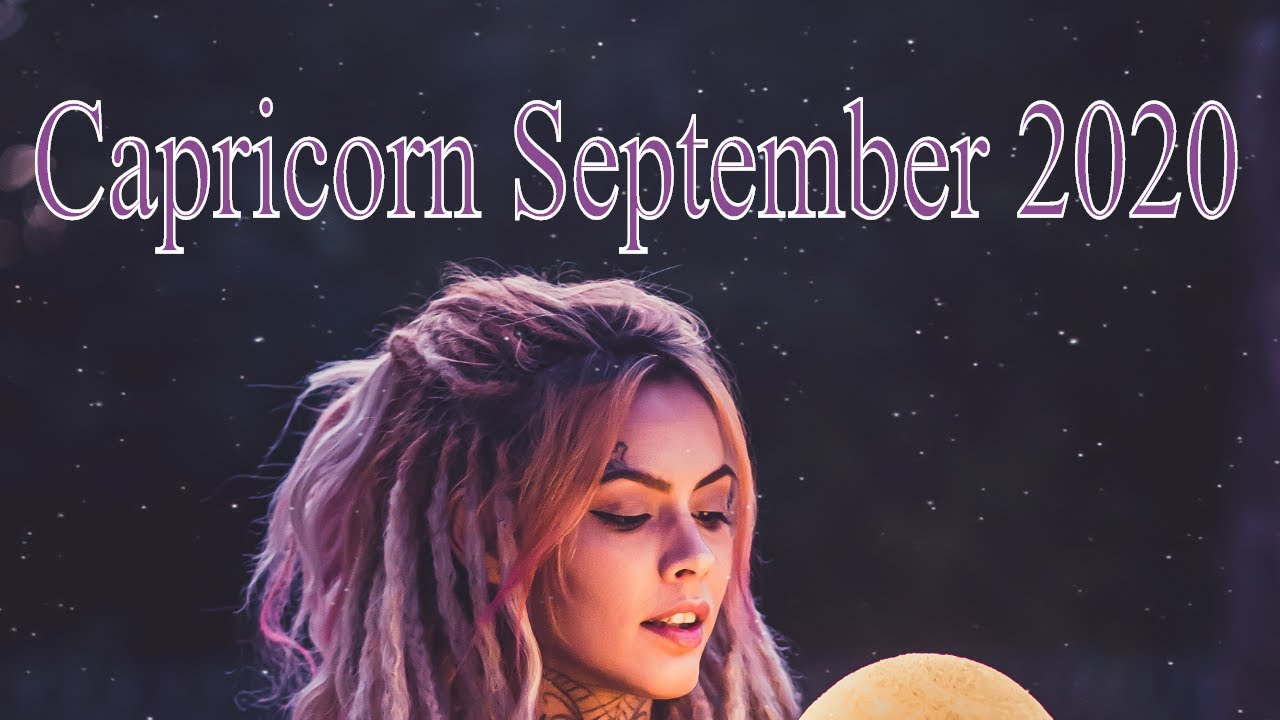 Capricorn September 2020 ~ It Does Exist, Stop Trippin' Yourself Out! Watch ~ Master Tarot Read