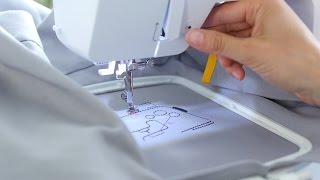 bernette embroidery software Customizer: stitching out a design