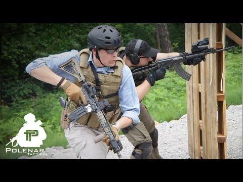 Tactical Shooting | Reaction to Contact - AK & AR