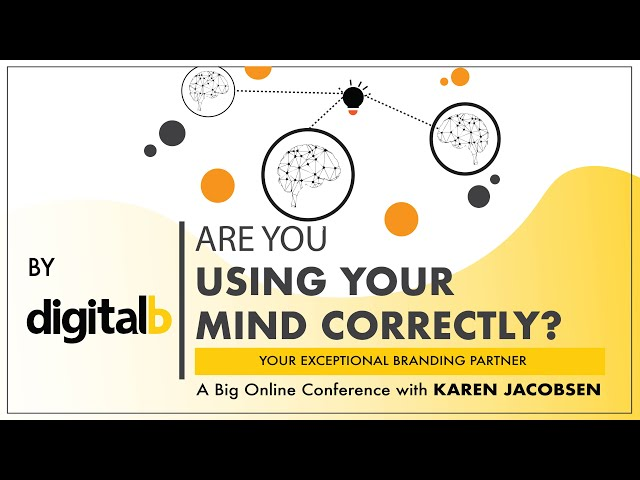 ARE YOU USING YOUR MIND CORRECTLY?