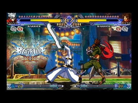 Citra Emulator (CPU JIT) - BlazBlue: Continuum Shift II [1080p] - Nintendo 3DS - 동영상