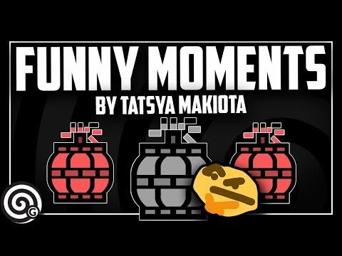 FUNNY MOMENTS (explosion edition) | Monster Hunter World - feat. Tatsuya Makiota