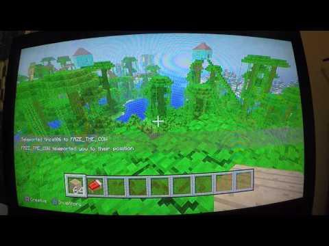 Minecraft arrow war