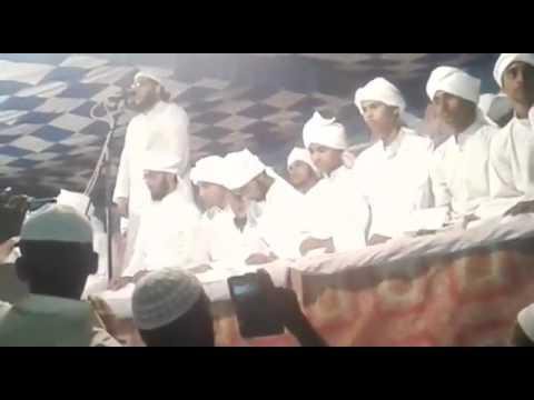 نعت پاک دعاء کا طالب سرفراز غزالی دبیاہی