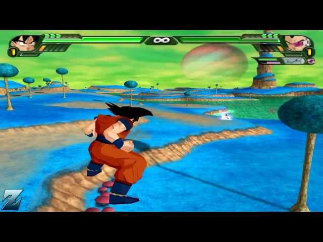 Goku vs Villanos Z | Dragon Ball Z Tenkaichi 3 Latino Videos De Viajes