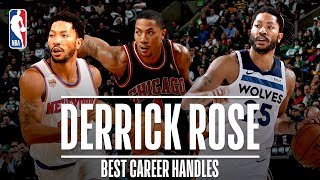 Derrick Rose Career Handles & Crossovers Highlights