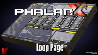 Vengeance Producer Suite - Phalanx Tutorial Video: 05 Loop Page