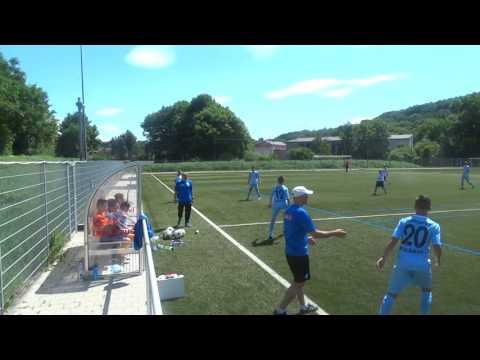Stuttgarter Kickers U14 vs Böblingen U14 1.Halbzeit