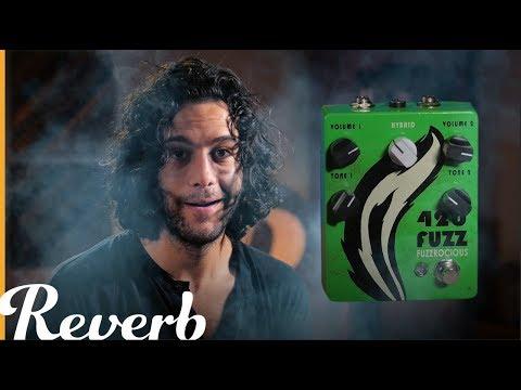 Fuzzrocious 420 Fuzz | Reverb Demo