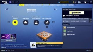 Fortnite giving a kid free noc and other things