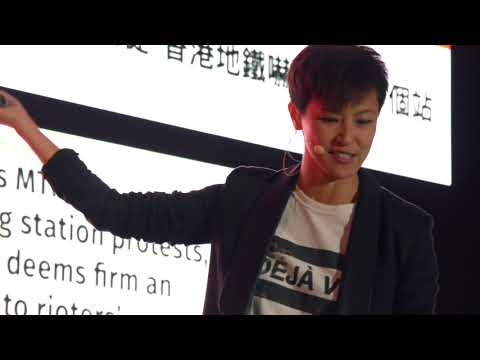 Hong Kong's Fight For Freedom | Denise Ho | Oslo Freedom Forum In Taiwan 2019