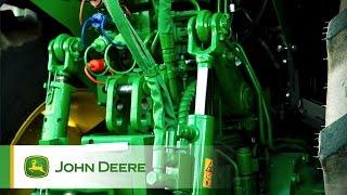 John Deere 5G Spezialtraktor Hydraulik