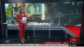 Beyoğlu Belediyesi Binalarda Risk Tespiti Cnn Türk