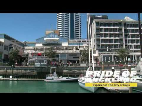 Pride of Auckland - Sailing and Dining cruises on Auckland's Waitemata Harbour