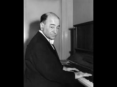 CHERKASSKY and ASHKENAZY RUBINSTEIN'S CONCERTO NO.4 MELODY IN F MAJOR.