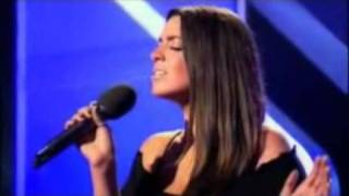 "Ruth Lorenzo - XFactor 2008 - Bootcamp Day 2 - ""Sorry seems to be the hardest word"""