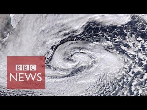 Polar Vortex explained in under 120 seconds