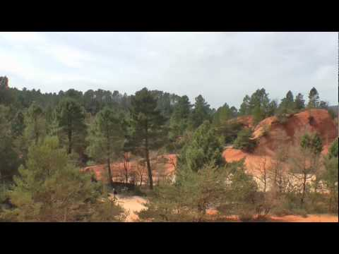 Colorado der Provence bei Rustrel Reisetipp von adventurer.de