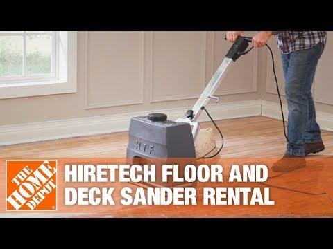 hiretech-floor-and-deck-sander- -the-home-depot-rental