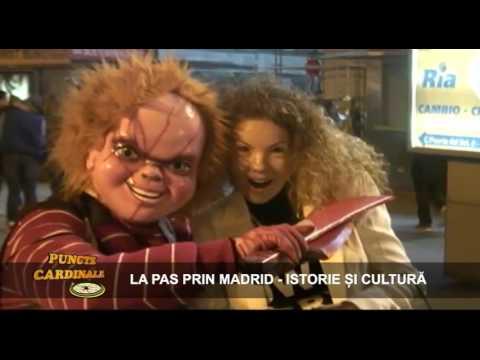 Puncte cardinale -  La pas prin Madrid - Istorie si cultura