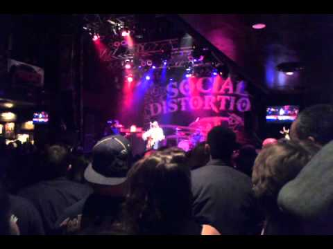 Social Distortion - Making Believe - Anaheim House of Blues