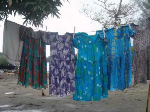 Island Dresses of Vanuatu.