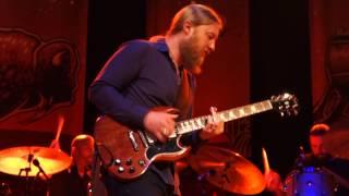 Tedeschi Trucks Band - Key to the Highway - Warner Theatre, Washington DC - Feb. 20, 2015