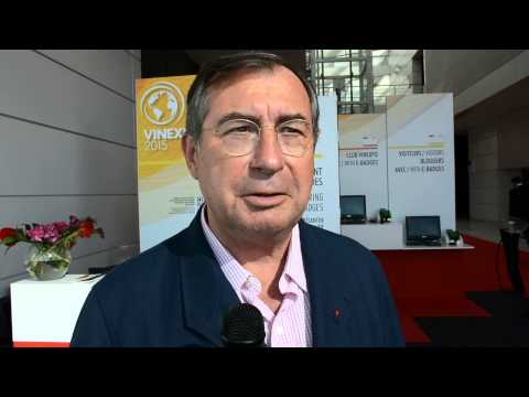 Martin Bouygues vinexpo 2015 Bordeaux
