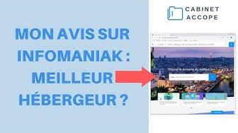 INFOMANIAK: Mon Avis / Meilleur hébergeur Web Mail (2020 / France)