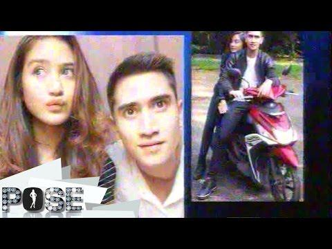 Cinta Verrel & Salsabilla Bertemu Di Lokasi Syuting - Pose (9/5)