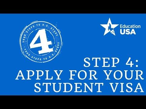 EducationUSA Friday Webinar: U.S. Student Visa Process by the U.S. Embassy, New Delhi