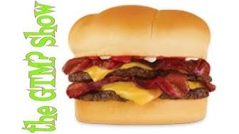 The GTM? Show - Steak 'n Shake Bacon Lovers Steakburger