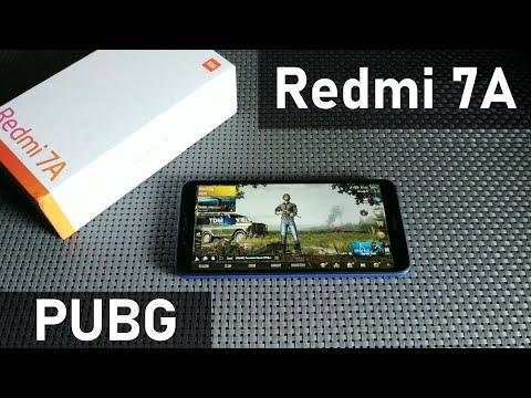Redmi 7A PUBG 2/16 GB (VERY LOW) ★ Snapdragon 439 PUBG ★ PUBG On Phone For $78