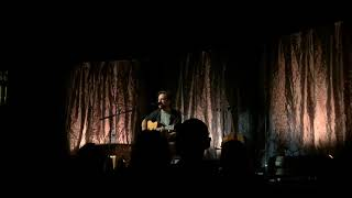 """Frank Turner """"The Death Of Dora Hand"""" Pantages Theatre - Minneapolis, MN 10-18-19"""