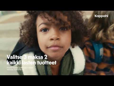 KappAhl - Schoolstart - B2 - FI